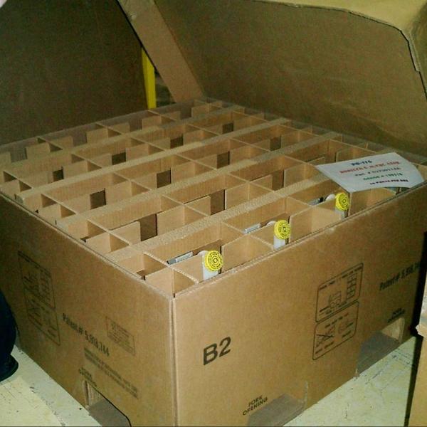 双A瓦楞纸箱